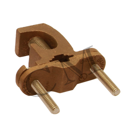 Copper Bronze Grounding Clamps Grounding Accessories